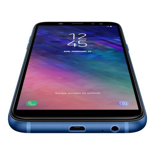 Смартфон Samsung Galaxy A6 3/32GB Blue