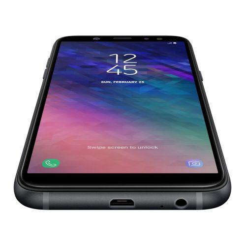 Смартфон Samsung Galaxy A6 3/32GB Black