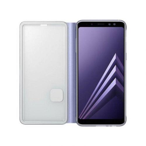 Чехол Samsung Neon Flip для Galaxy A8 2018 Gray недорого