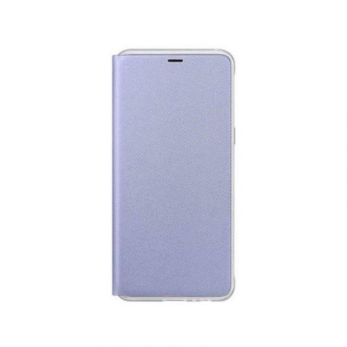 Чехол Samsung Neon Flip для Galaxy A8 2018 Gray