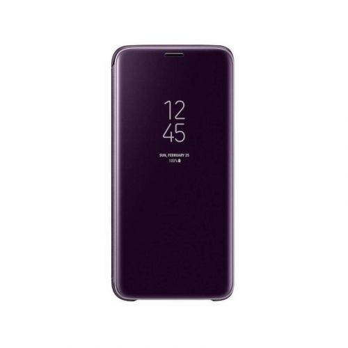Чехол Samsung Clear View Standing для Galaxy S9 Orchid Gray
