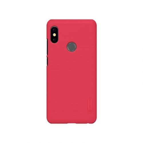 Чехол Nillkin Frosted Shield для Xiaomi Redmi Note 5 (Red)