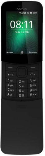 Мобильный телефон Nokia 8110 4G Black купить