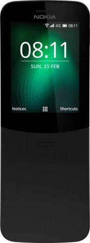 Мобильный телефон Nokia 8110 4G Black