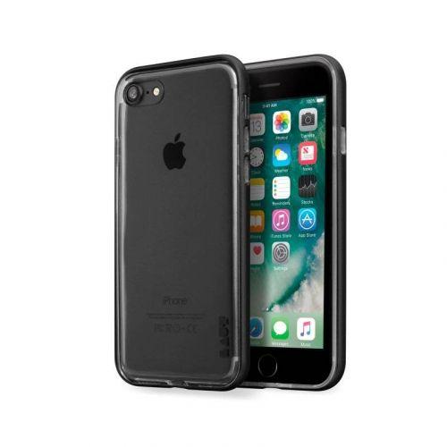 Чехол Laut Exo-Frame для Apple iPhone 8/7 (Gun Metal)