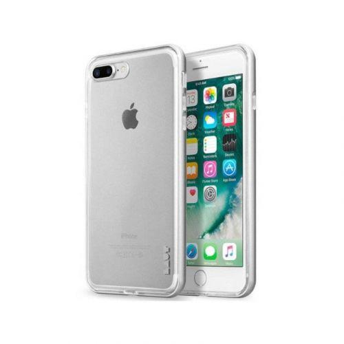 Чехол Laut Exo-Frame для Apple iPhone 8/7 Plus (Silver)