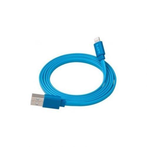 Кабель Laut Link Lightning 1,2m (LAUT_LK_LTN1.2BL) Blue