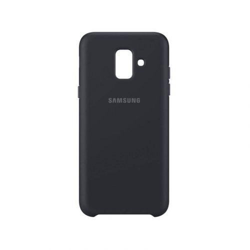 Чехол Samsung Dual Layer Cover для Galaxy A6 2018 (Black)