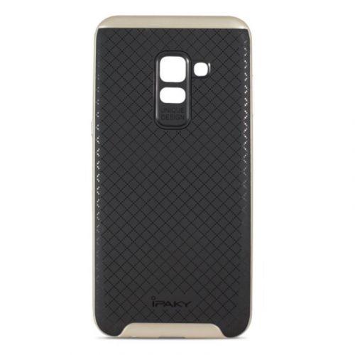 Чехол iPaky Hornet Series для Samsung Galaxy A8 2018 (A530) Gold