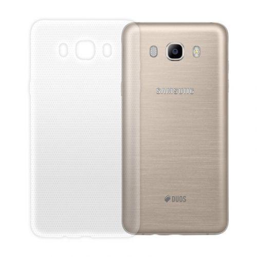 Чехол GlobalCase TPU Extra Slim для Samsung Galaxy J7 2017 Clear