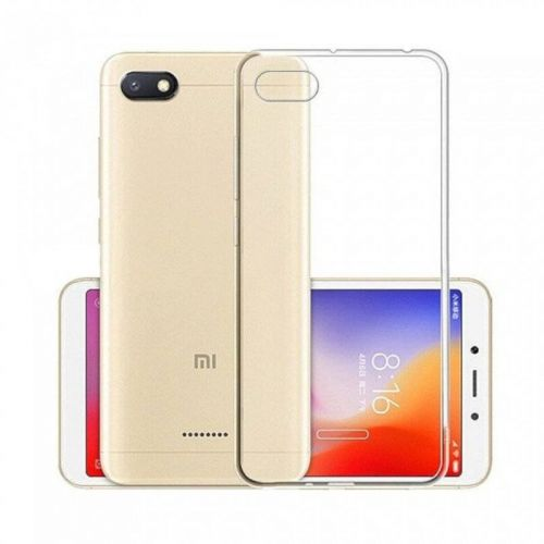 Чехол MiaMI Crystal для Xiaomi Redmi 6A