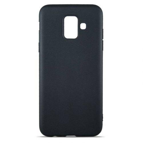Чехол MiaMI Soft-touch для Samsung Galaxy A6 2018 (A600) Black