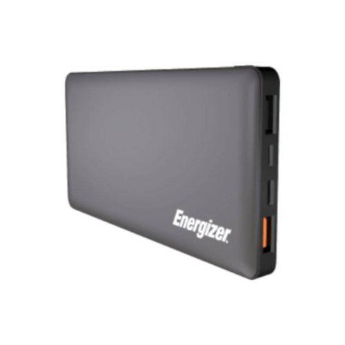 Портативный аккумулятор 10000mAh Energizer LiPo Type-C (UE10015CQ) Grey