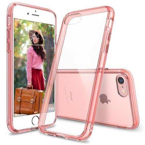 Чехол Ringke Fusion для Apple iPhone 7 (Rose Gold)