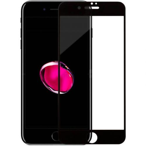 Защитное стекло MakeFuture Full Glue для Apple iPhone 7 Plus (Black)