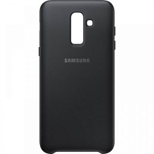 Чехол Samsung Dual Layer Cover для Galaxy J8 2018 (Black)