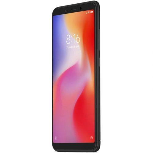Смартфон Xiaomi Redmi 6 3/32GB Black в Украине
