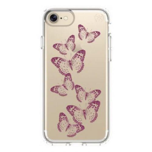 Чехол Speck Presidio для Apple iPhone 7 (Brilliant butterflies)