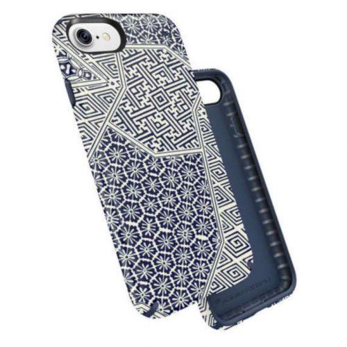 Чехол Speck Presidio для Apple iPhone 7 (Shiboritile Blue Matte-Marine Blue)