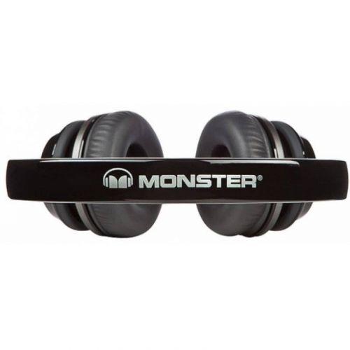 Гарнитура Monster NCredible NTune On-Ear (MNS-128450-00) Black в Украине