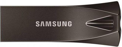 Флеш-память USB Samsung 128Gb Bar Plus (MUF-128BE4/APC) Black
