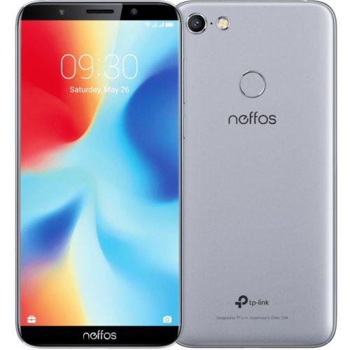 Смартфон TP-Link Neffos C9A Cloudy Grey купить