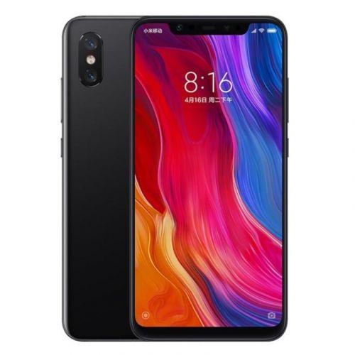 Смартфон Xiaomi MI 8 6/64GB Black купить
