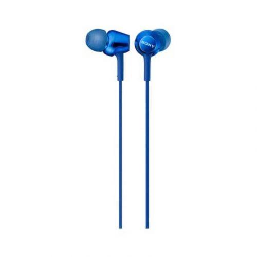 Гарнитура Sony MDR-EX255AP Blue