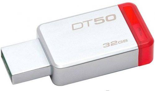 Флеш-пам'ять USB Kingston 32Gb DT50 (DT50/32Gb)
