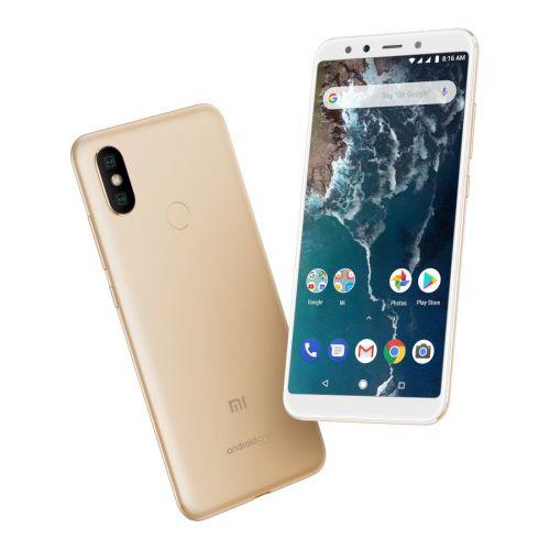 Смартфон Xiaomi Mi A2 4/32GB Gold Vodafone