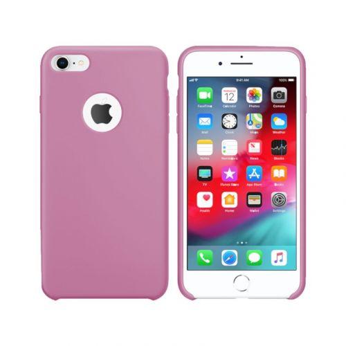 Чехол Intaleo Velvet для Apple iPhone 8 (Pink)