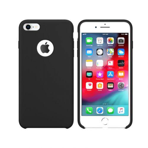 Чехол Intaleo Velvet для Apple iPhone 8 (Black)