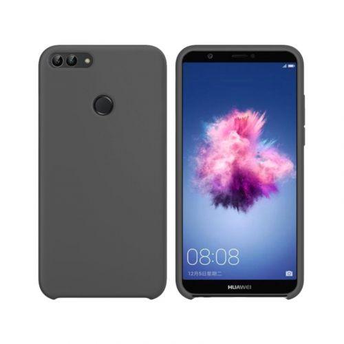 Чохол Intaleo Velvet для Huawei P Smart (Black)