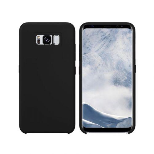 Чехол Intaleo Velvet для Samsung Galaxy S8 (Black)