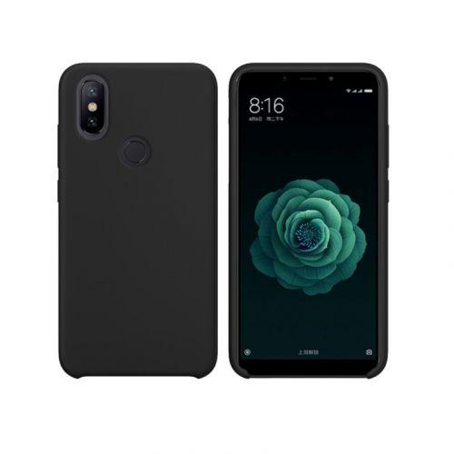 Чехол Intaleo Velvet для Xiaomi Mi A2 (Black)