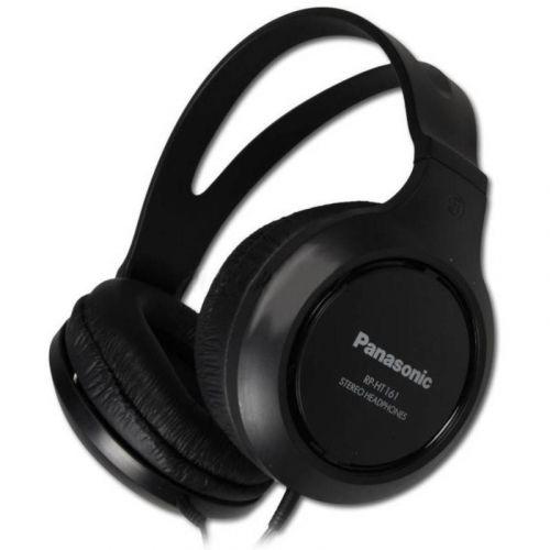 Наушники Panasonic (RP-HT161E-K) Black