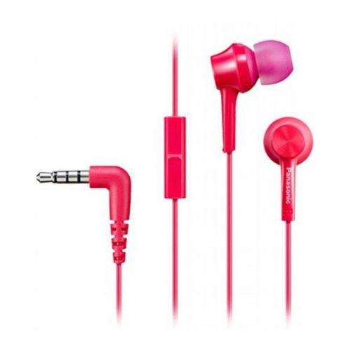 Гарнітура Panasonic (RP-TCM115GC-P) Pink