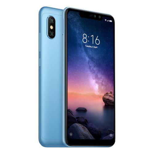 Смартфон Xiaomi Redmi Note 6 Pro 4/64GB Blue в интернет-магазине