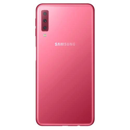 Смартфон Samsung Galaxy A7 2018 Pink недорого