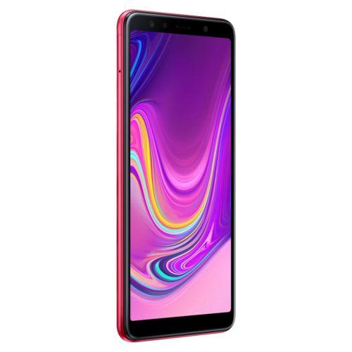 Смартфон Samsung Galaxy A7 2018 Pink в интернет-магазине