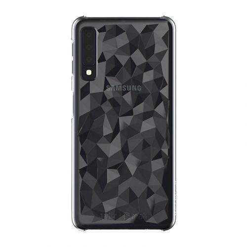 Чехол Samsung Clear Cover для Galaxy A7 2018 (A750) Clear