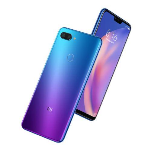 Смартфон Xiaomi Mi 8 Lite 6/128 Aurora Blue