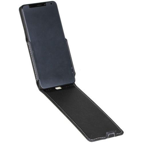 Чехол RedPoint Flip Case для Xiaomi Redmi 5 (Black) недорого