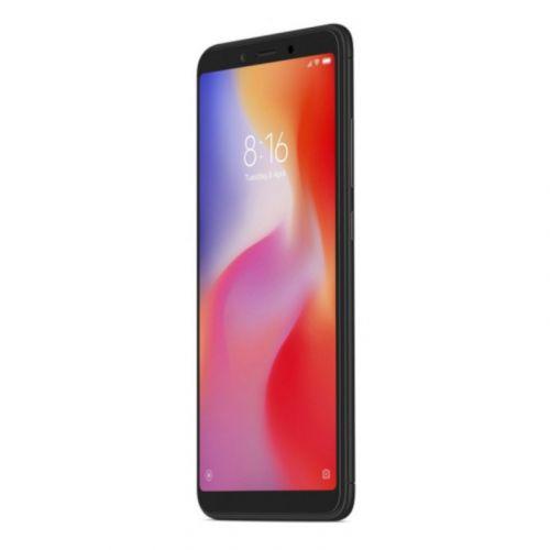 Смартфон Xiaomi Redmi 6 3/64GB Black купить