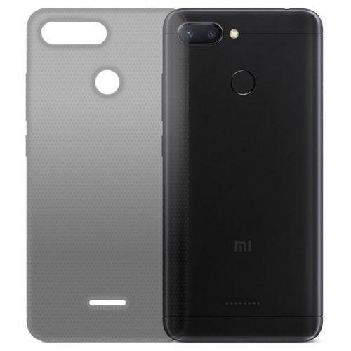 Чехол GlobalCase Extra Slim для Xiaomi Redmi 6 (Black)