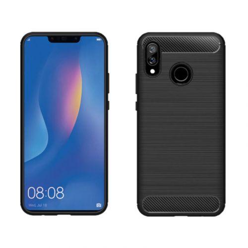 Чехол GlobalCase Leo для Huawei P Smart Plus (Black) купить
