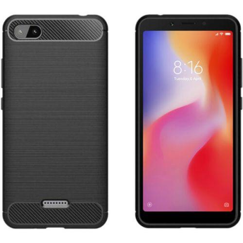 Чехол GlobalCase Leo для Xiaomi Redmi 6A (Black) купить