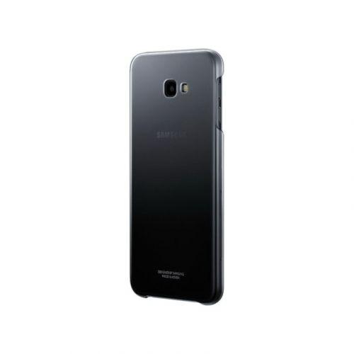 Чохол Samsung Gradation Cover для Galaxy J4 Plus 2018 (Black) купить