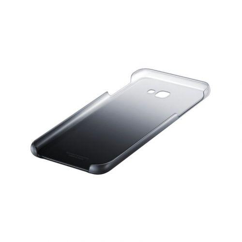 Чохол Samsung Gradation Cover для Galaxy J4 Plus 2018 (Black) недорого