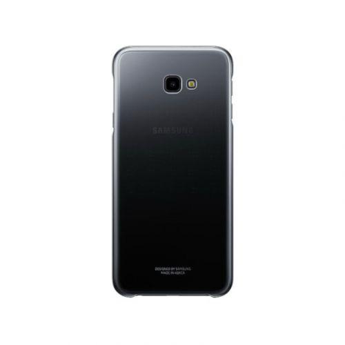 Чохол Samsung Gradation Cover для Galaxy J4 Plus 2018 (Black)